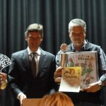 DEM 2012 – Ossi wird 5ter, Manfred 19ter