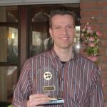 Frank Bruns gewinnt die Kamp-Lintfort Open 2014