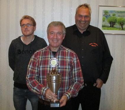 15. Hermann-Baaken-Pokal  –  06.11.2015